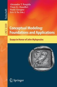 Conceptual Modeling: Foundations and Applications free download