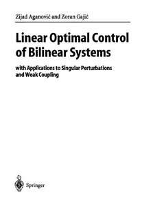 Linear Optimal Control of Bilinear Systems free download