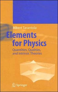 Elements for Physics: Quantities, Qualities and IntrinsicTheories free download
