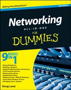 Networking All-in-One For Dummies free download