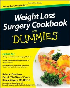 Weight Loss Surgery Cookbook For Dummies free download