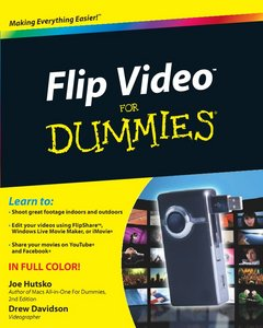 Flip Video For Dummies free download