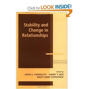 Stability and Change in Relationships free download