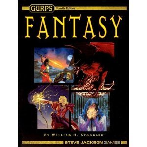 GURPS Fantasy free download