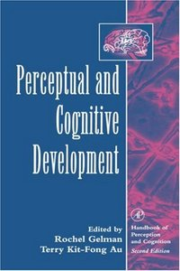 Perceptual and Cognitive Development free download