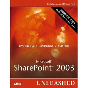 Microsoft SharePoint 2003 Unleashed free download