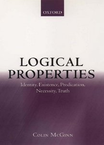 Logical Properties: Identity, Existence, Predication, Necessity, Truth free download
