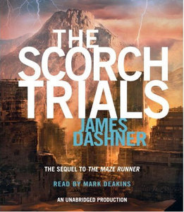 The Scorch Trials by James Dashner (Audiobook) free download