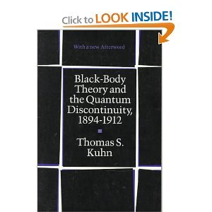 Black-Body Theory and the Quantum Discontinuity, 1894-1912 free download