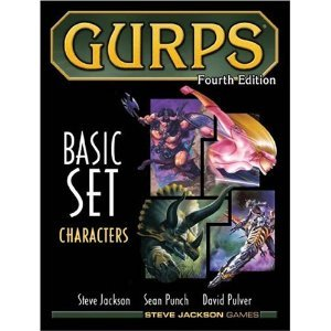 GURPS Basic Set: Characters free download
