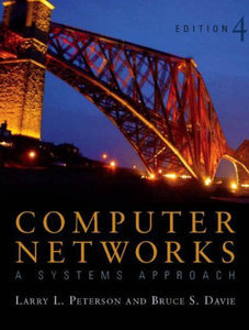 Computer Networks: A Systems Approach (Morgan Kaufmann Series in Networking) free download