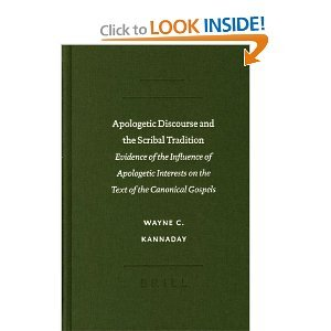 Apologetic Discourse And The Scribal Tradition free download