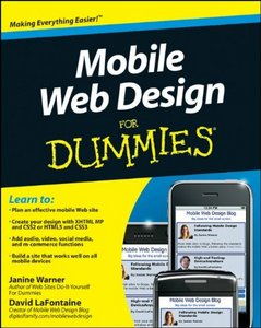 Mobile Web Design For Dummies free download