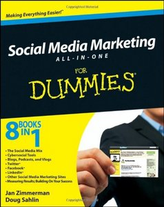 Social Media Marketing All-in-One For Dummies free download