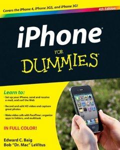 iPhone For Dummies: Includes iPhone 4 free download