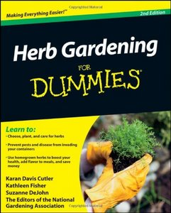 Herb Gardening For Dummies Free Ebooks Download