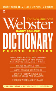 New American Webster Handy College Dictionary free download