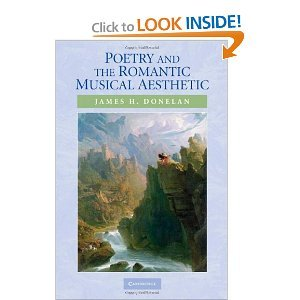 Poetry and the Romantic Musical Aesthetic free download