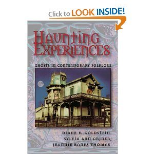 Haunting Experiences: Ghosts in Contemporary Folklore free download
