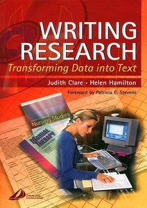 Writing Research: Transforming Data into Text free download