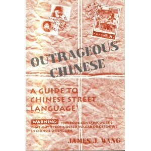Outrageous Chinese: A Guide to Chinese Street Language free download