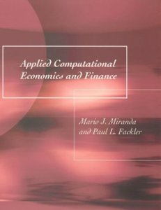 Applied Computational Economics and Finance free download