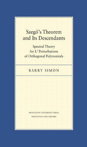 Szego's Theorem and Its Descendants: Spectral Theory for L2 Perturbations of Orthogonal Polynomials free download