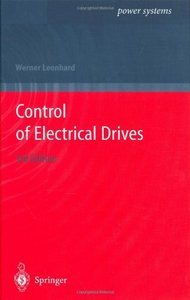 Control of Electrical Drives, 3rd Ed free download