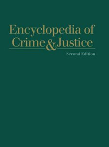 Encyclopedia of Crime and Justice Set Vol 1 - 4 free download