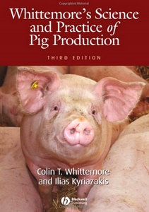 Whittemore's Science and Practice of Pig Production free download