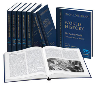Encyclopedia of World History, 7-Volume Set free download