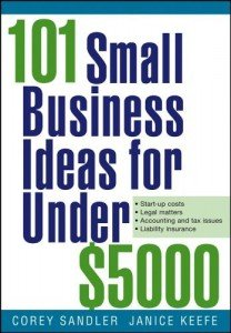 101 Small Business Ideas for Under $5000 free download