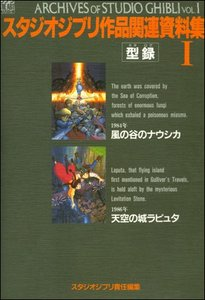 Archives of Studio Ghibli - Volume 1 (From Nausicaa to Laputa Castle in the Sky) free download
