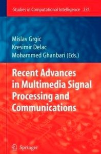 Recent Advances in Multimedia Signal Processing and Communications free download