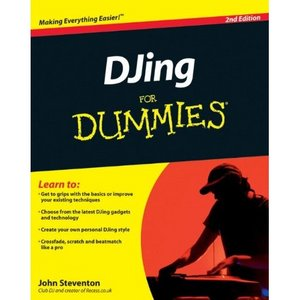 DJing For Dummies by  John Steventon free download