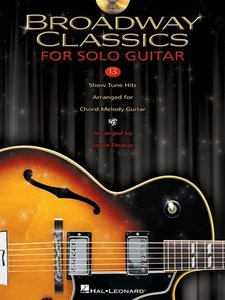 Jamie Findlay - Broadway Classics for Solo Jazz Guitar (Book CD) free download