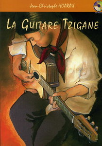 Jean-Christophe Hoarau - La Guitare Tzigane (Book CD) free download
