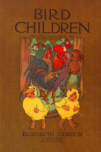 Gordon, Elizabeth - Bird Children: The Little Playmates of the Flower Children free download
