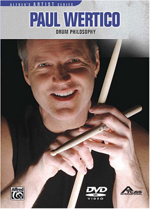 Alfred Publishing Artist Series Paul Wertico Drum Philosophy TUTORiAL DVDR free download