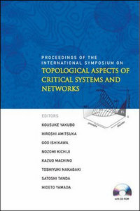 Topological Aspects of Critical Systems and Networks: Proceedings of the International Symposium free download