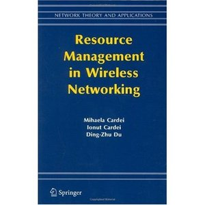Resource Management in Wireless Networking free download