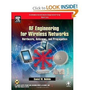 RF Engineering for Wireless Networks: Hardware, Antennas, and Propagation free download