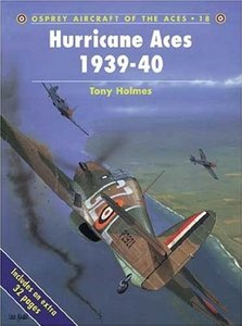 Hurricane Aces 1939-40 (Osprey Aircraft of the Aces 18) free download