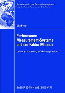 Performance-Measurement-Systeme und der Faktor Mensch free download