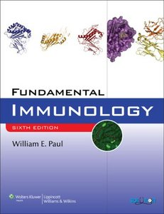 Fundamental Immunology - William E. Paul - 6th edition free download