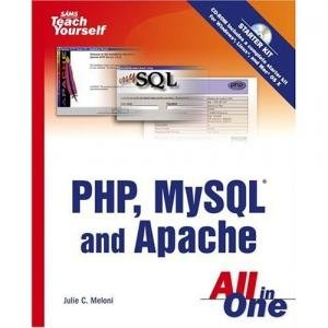 Sams Teach Yourself PHP, MySQL and Apache All in One free download