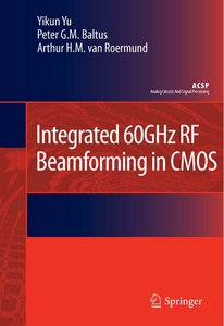 Integrated 60GHz RF Beamforming in CMOS free download