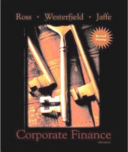 Corporate Finance, 6th  Edition free download