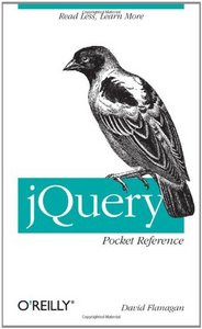 jQuery Pocket Reference free download