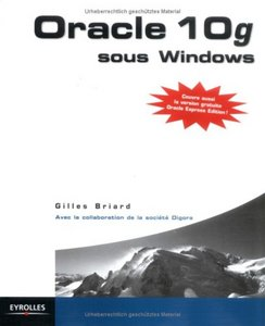 Oracle 10g sous Windows free download